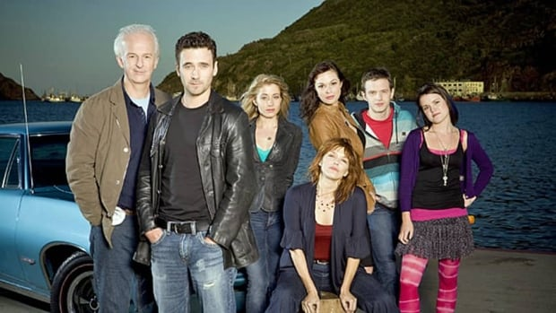 Republic of Doyle launches season 4 on CBC on Jan. 6, 2013.