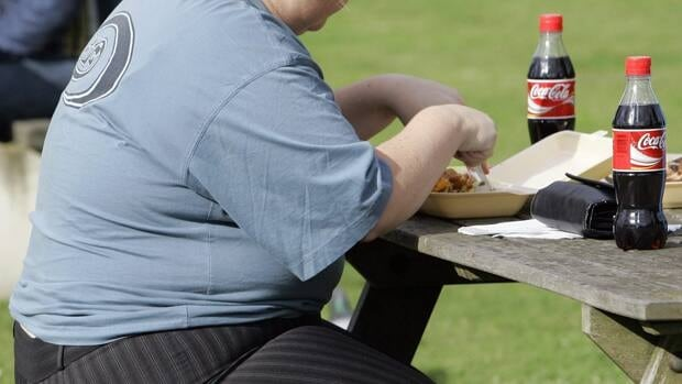 According to a new survey Hamiltonians reported higher levels of obesity and high blood pressure.