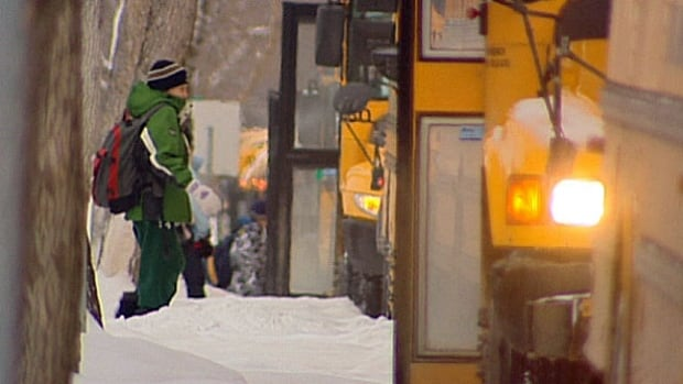 School buses are cancelled for Elk Island students on the morning of Feb. 14.