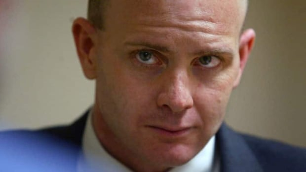 FBI agent Frederick Humphries works at the field office in Seattle in this 2002 image. Humphries has been identified as the agent socialite Jill Kelley contacted to complain about harassing emails sent by Gen. David Petraeus' paramour, Paula Broadwell.