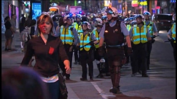 Weekend protests raged in Montreal after Bill 78 became law.