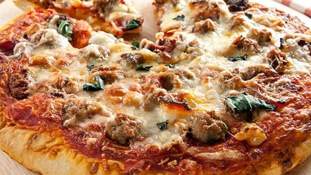 The Mount Pleasant community is holding a pizza-eating contest on Sunday