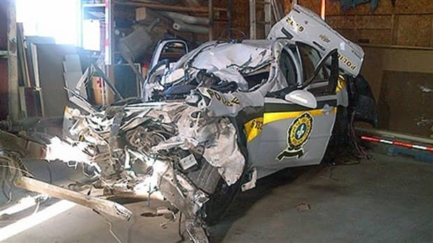 The cause of the crash that killed the 23-year-old officer remains under investigation.