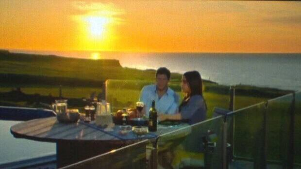 The Bachelor Canada featured many scenic shots of Prince Edward Island.