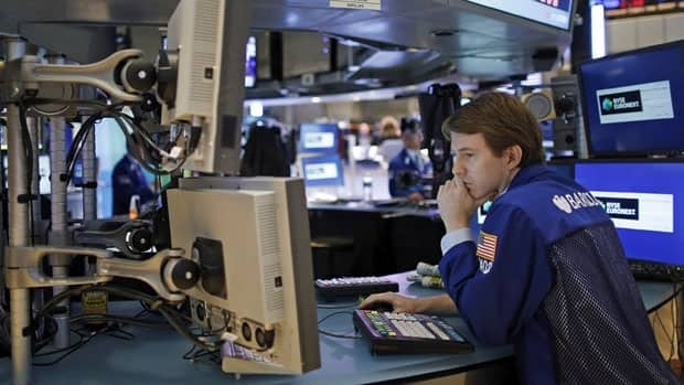 The Dow suffered a triple-digit loss Wednesday.