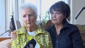 Delta senior sent home by hospital