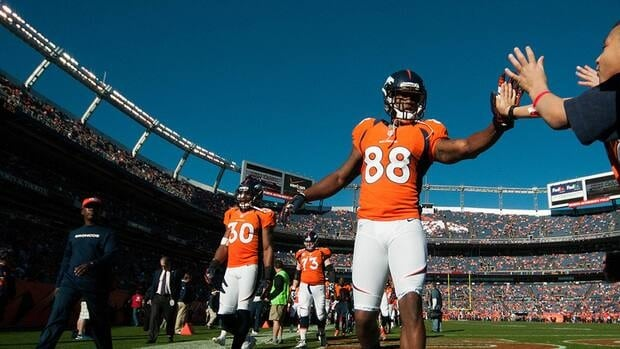 Sports Authority Field at Mile High in Denver, Colorado will be getting a face lift. The team announced Friday that about $30 million will go toward a new high-definition video board.