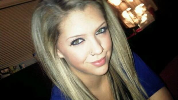 Lacey Jones Mcknight, 20, was found dead in a car in Calgary's northeast two weeks ago.