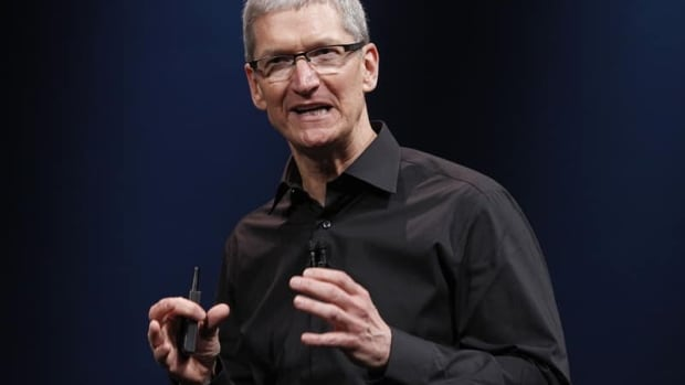 Apple CEO Tim Cook says the company will soon offer a computer entirely made in America.