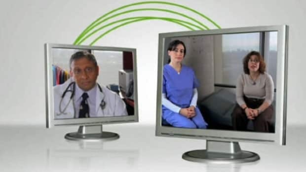 The Ontario Telemedicine Network is being used more often by patients around the north, according to the North East Local Health Integration Network.