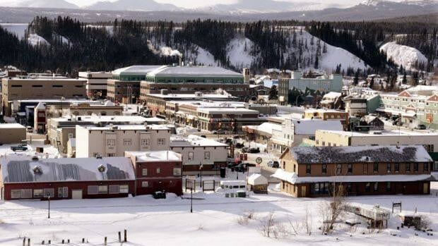 Sheriffs were out on Main Street in Whitehorse Friday looking for jurors for a murder trial.