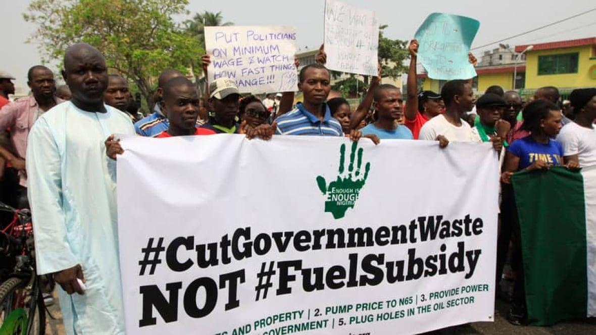 fuel subsidy removal in nigeria essay Public articles fuel i had not the slightest intention of writing on this contentious and controversial issue of fuel subsidy removal in nigeria until the.