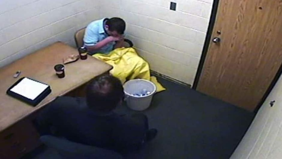 RAW Rafferty interrogation
