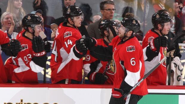Bobby Ryan and the 2-2-2 Ottawa Senators open their home season on Thursday.