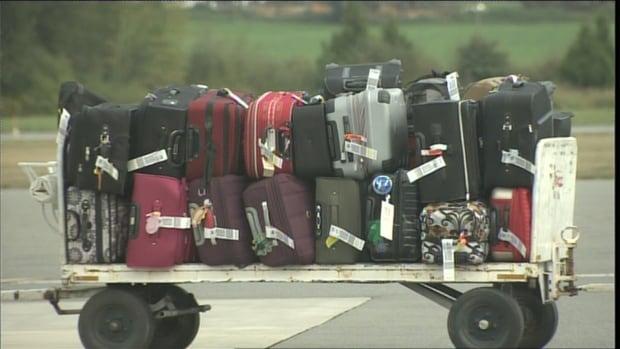Air Canada bags