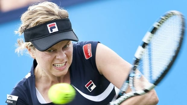 Kim Clijsters of Belgium will be an unseeded player at Wimbledon for the first time since 2000.