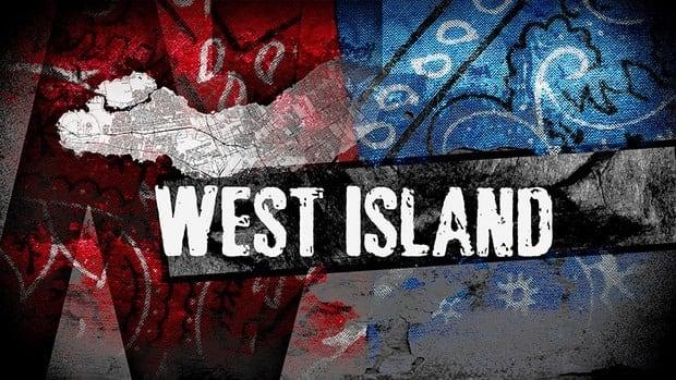 West Island logo.