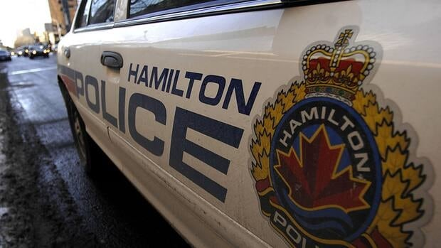 A knife fight in downtown Hamilton sent one man to hospital early Monday morning.