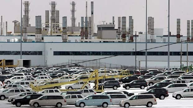 Two men are dead after a stabbing incident at Chrysler's Jefferson North assembly plant in Michigan.