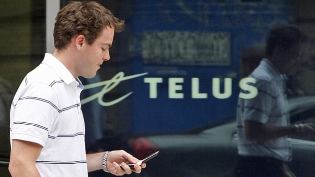 Telus is buying Public Mobile and its 280,000 customers. (Canadian Press)