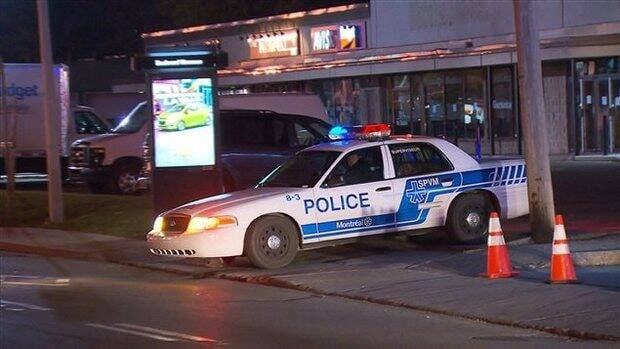 Police were on the scene of a stabbing in a LaSalle bar.