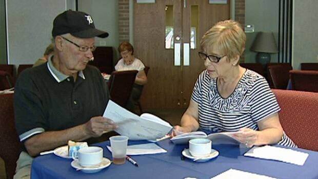 The province says lifelong learning has grown in popularity in recent years. And the Alzheimer's society also says activity and hobbies are key to prevention and dealing with the disease.
