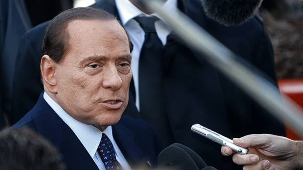 Former Italian premier Silvio Berlusconi has been convicted of tax evasion in a case stemming from dealings in his Mediaset business empire.