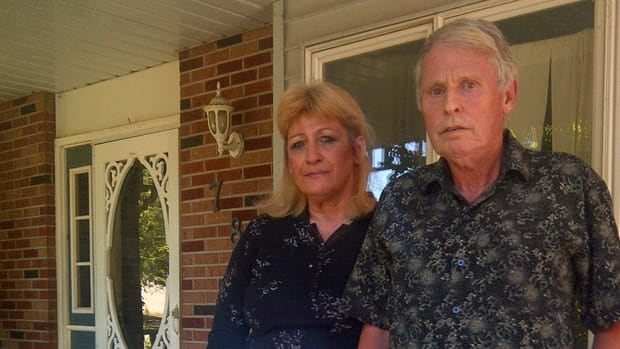 Laura Crawford, left, filed a complaint against Purdie and another officer over their treatment of her husband, Robert Cox, while responding to a 911 call she placed in 2009. The complaint was dismissed.