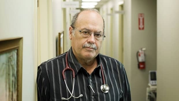 Dr. Paul Caulford says the number of patients seeking help at Toronto's Volunteer Clinic for Medically Uninsured Immigrants and Refugees has tripled since changes to the Interim Federal Health Program came into effect this past July.