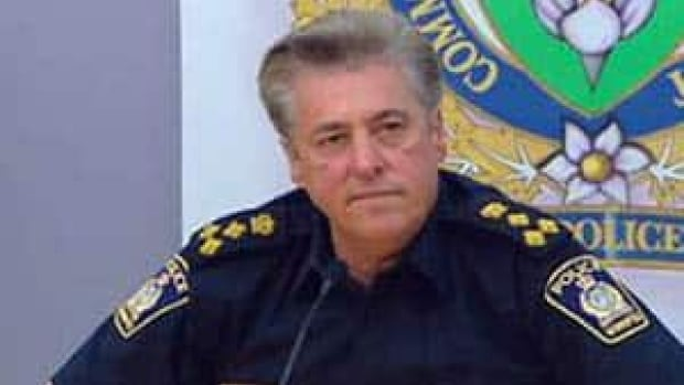Winnipeg's Chief of Police Keith McCaskill is to retire in December 2012 after five years on the job.