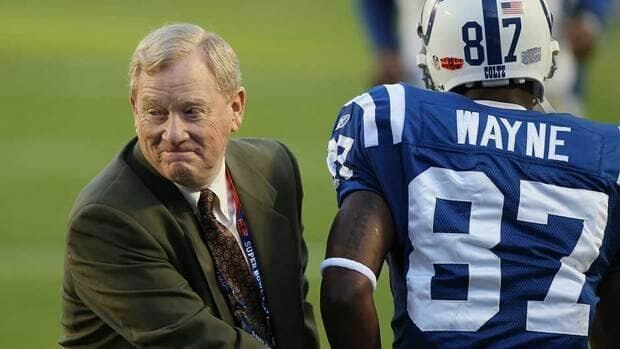 Bill Polian is the vice chairman of the Indianapolis Colts.