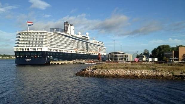 Some passengers and crew on the Veendam have gastrointestinal illness. Two Holland America Cruise Line ships are docked in Sydney the Veendam and the Eurodam.