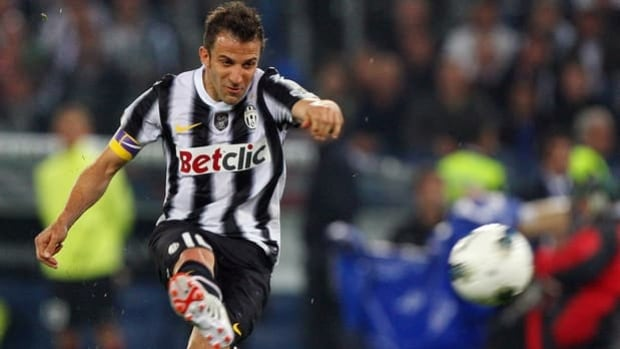 Alessandro Del Piero signed with Sydney FC for two years reportedly at $2 million per season.