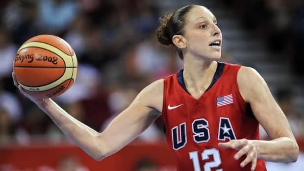 Guard Diana Taurasi will lead the U.S. women's defence of their Olympic gold medal in London.
