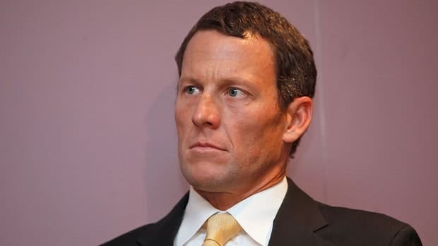 Lance Armstrong was stripped of his seven Tour de France titles last month.
