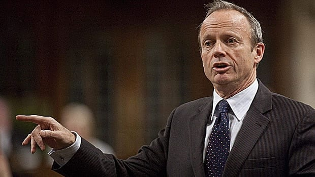Former public safety minister Stockwell Day says he wasn't in favour of giving police extra powers when he was in charge of the file in 2007. Day retired from politics in 2011.
