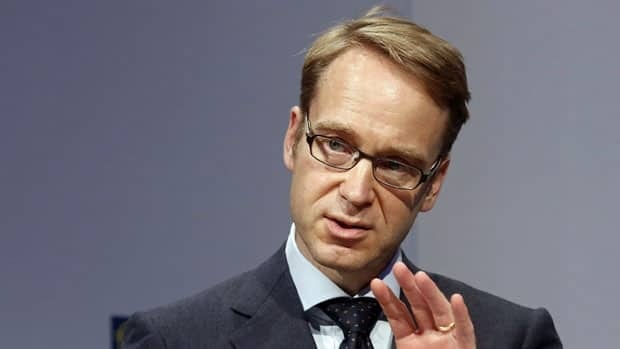 Jens Weidmann, shown last month, is president of Germany's Bundesbank, which sharply cut its 2013 economic growth forecast for Europe's biggest economy Friday to 0.4 per cent.