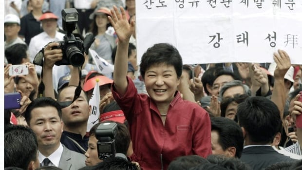 Newly elected conservative South Korean president Park Geun-hye has vowed to renew efforts to open up dialogue with bitter rival North Korea, amid international condemnation of North Korea's recent long-range rocket launch.