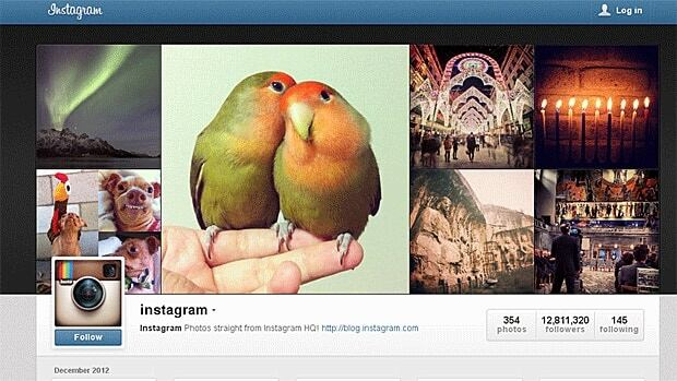 Facebook purchased Instagram in April, when the site was only two years old and boasted 33 million users.