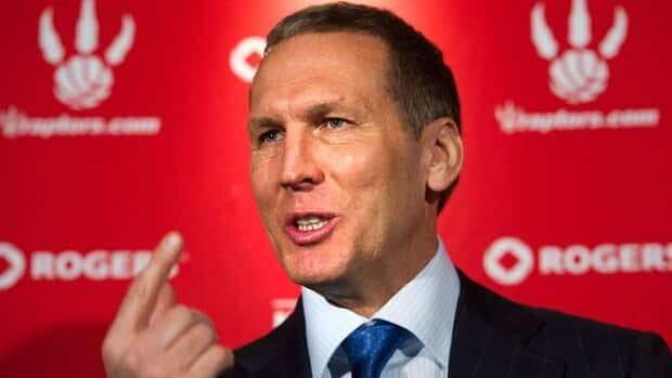 Toronto Raptors general manager Bryan Colangelo says having the eighth overall pick in the NBA draft adds to his team's flexibility.