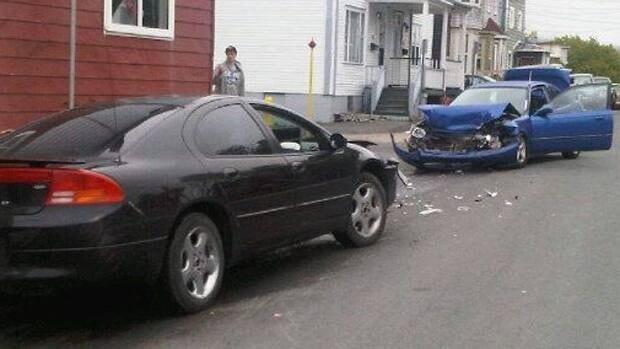 Accused Of Hit And Run Parked Car