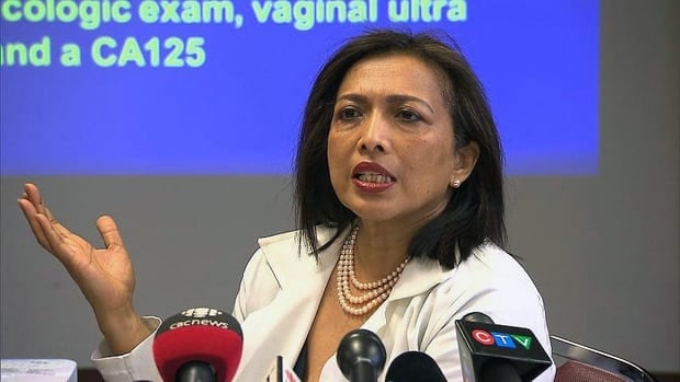 Dr. Lucy Gilbert of the McGill University Health Centre says that by looking first at the Fallopian tubes, ovarian cancer can be detected sooner and treated more successfully.