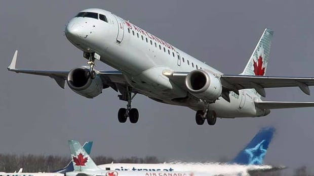 A man and a woman who were detained in January after an Air Canada flight are scheduled to appear in Dartmouth, N.S., provincial court on Tuesday to enter pleas on charges of committing an indecent act.
