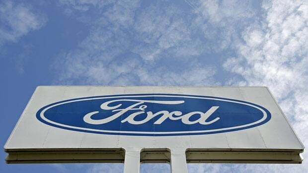 Ford Canada claimed the title of Canada's top-selling automaker for the month.
