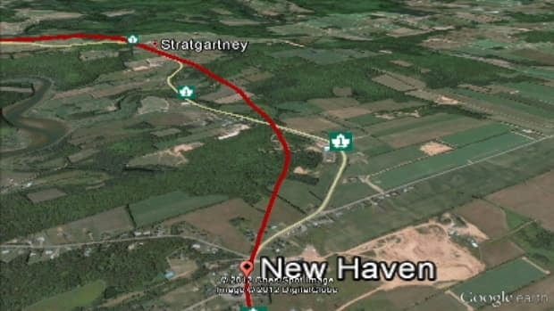 Local residents are holding a plebiscite vote in an effort to fight a proposed Trans-Canada Highway reroute through Bonshaw.