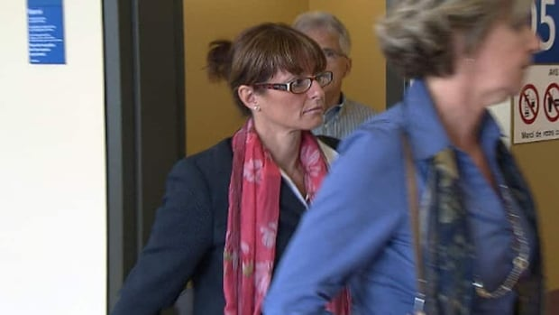 Tania Pontbriand was found guilty in January 2014 of having a relationship with a 15-year-old student while teaching gym in Rosemere, Que.