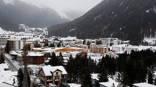 The small town of Davos, Switzerland hosts the exclusive World Economic Forum every year. In 2011, Canadian cabinet ministers Tony Clement, Jim Flaherty, and Peter Van Loan hired four cars to shuttle their entourages the short distance between their accomodations and the conference site, billing taxpayers for the $23,000 cost.