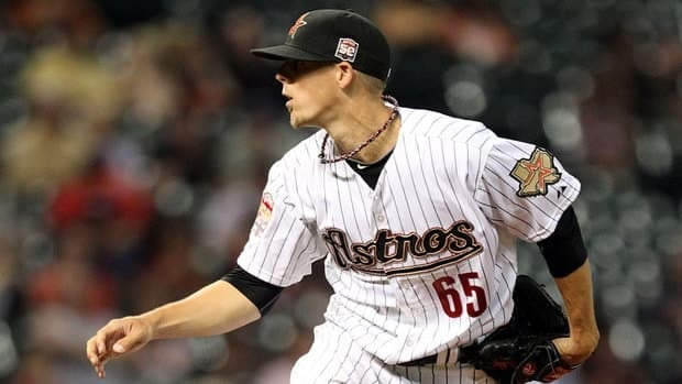 Mickey Storey appeared in 26 games last season and posted a 0-1 record with a 3.86 ERA.