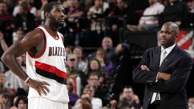 Portland Trail Blazers former No. 1 pick Greg Oden and head coach Nate McMillan began the day as part of the team, but now find themselves looking for jobs.