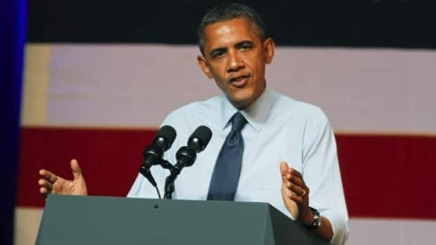 U.S. President Barack Obama speaks at a fundraising event in Austin, Texas, on Tuesday. Obama unveiled a Master Teacher Corps initiative Wednesday, which will reward high-performing math and science teachers with a $20,00 US annual salary stipend.